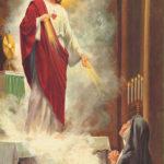 Coração agradecido de Jesus