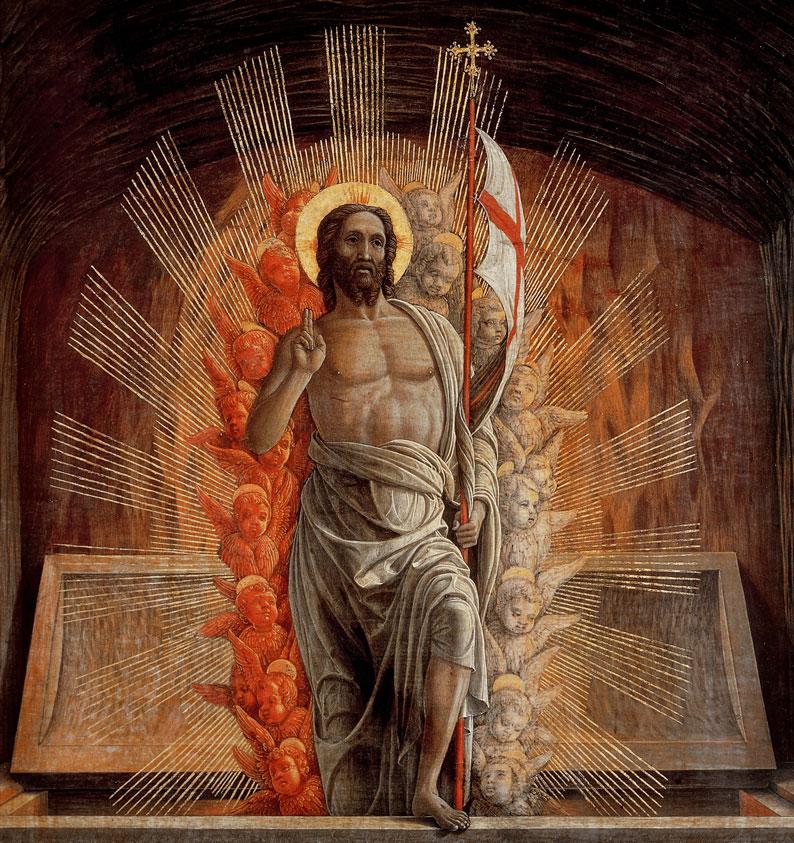 Cristo Ressuscitado, salvação para todos os homens