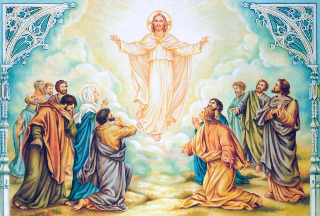 Ascenção de Cristo