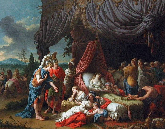 A morte de Alexandre Magno
