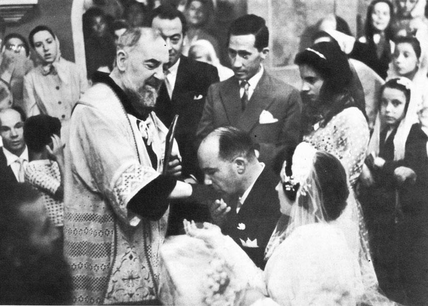 Pe. Pio de Pietrelcina