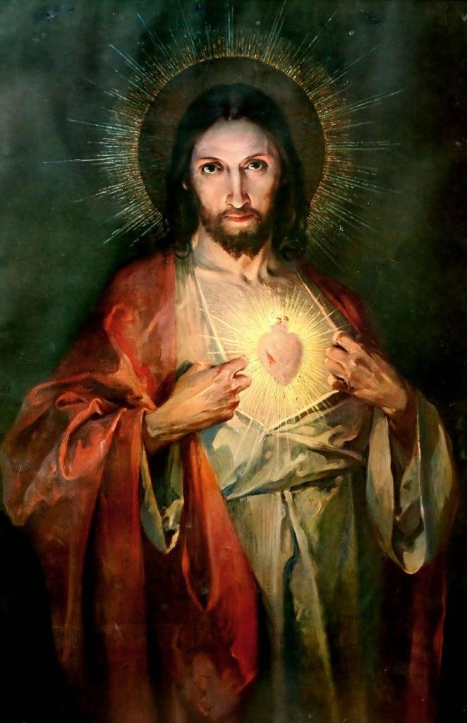 Liberalidade do Coração de Jesus