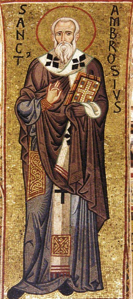 Santo Ambrosio