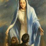 Maria Santíssima é a medianeira dos pecadores para com Deus