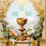 Jesus no Santíssimo Sacramento, modelo de obediência