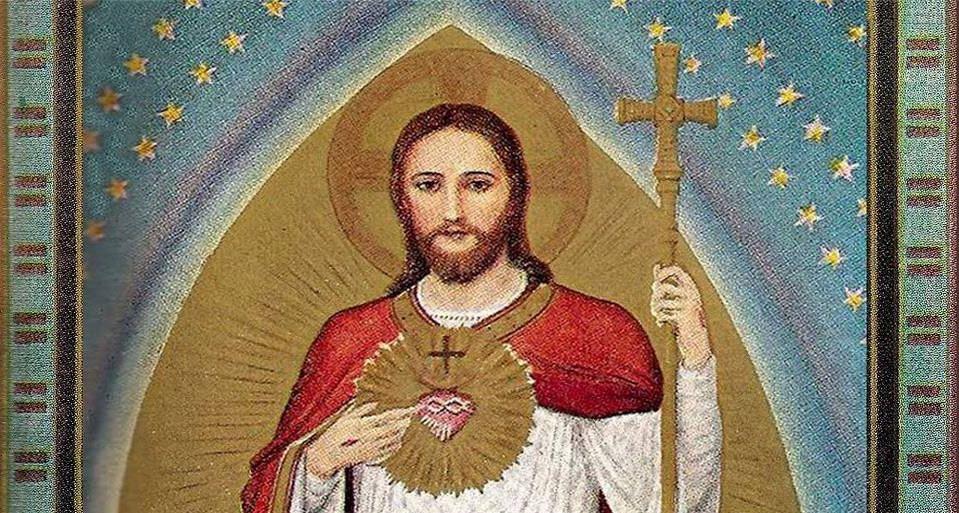 Solenidade do Coração de Jesus