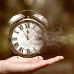 O desprezo do tempo e a hora da morte