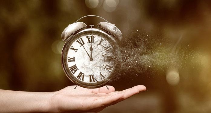 Devemos saber como aproveitar o tempo