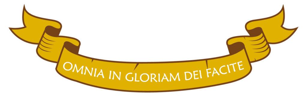 Lema: Fazei tudo pela Glória de Deus