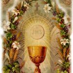 A Presença Real – Jesus Cristo está presente na Hóstia
