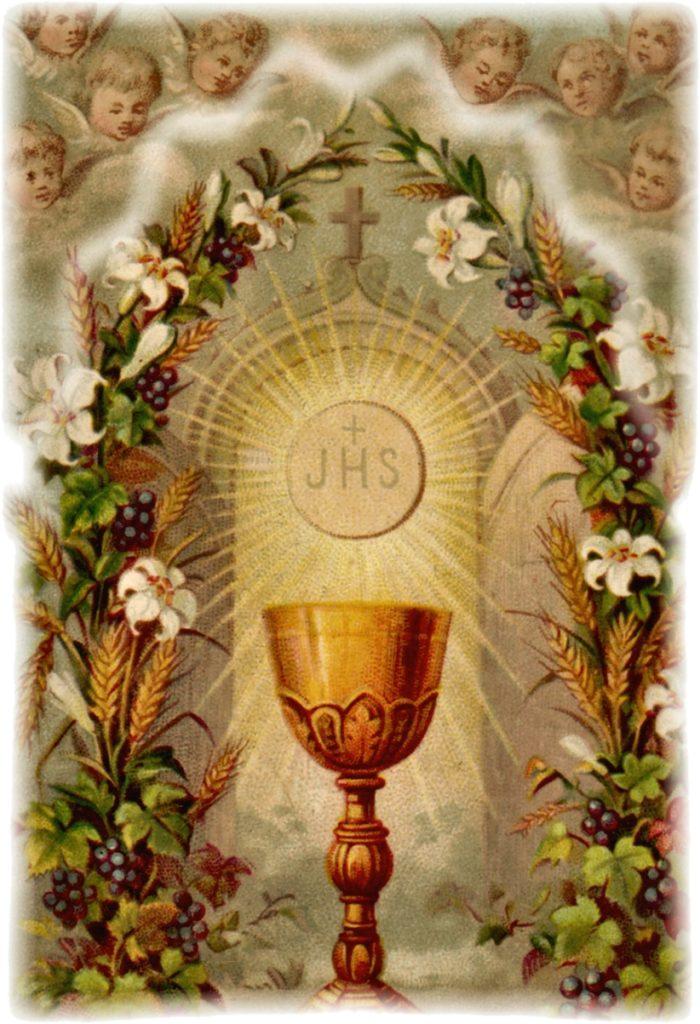 Eucaristia, Presença Real de Cristo