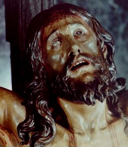 Face de Cristo Crucificado