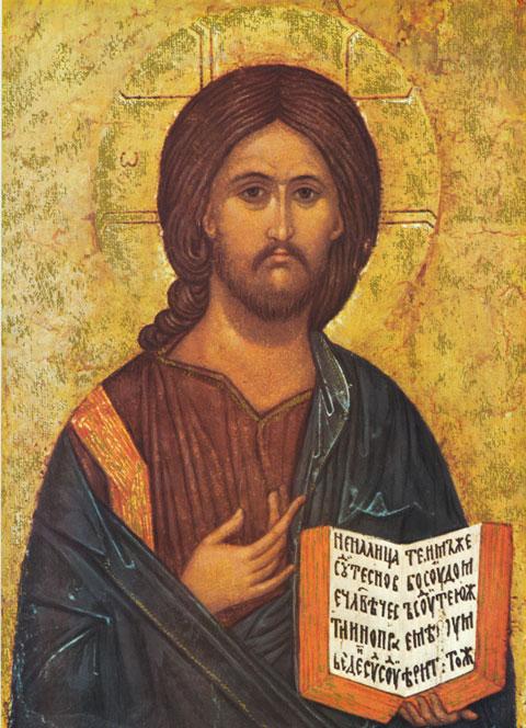 Jesus Cristo, Pantokrator