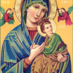 Maria Santíssima é o refúgio dos pecadores