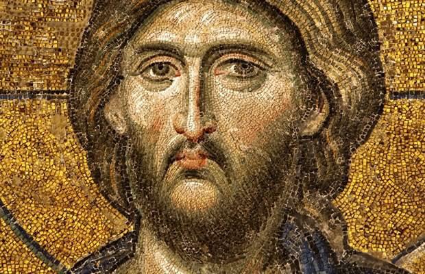 Jesus Cristo, mosaico