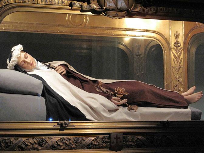 Corpo Incorruputo de Santa Teresa de Liseux