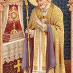 Santo Afonso, modelo de devoção a Jesus Sacramentado
