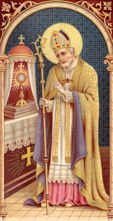 Santo Afonso e Jesus Sacramentado