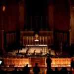 Os adoradores de Jesus Sacramentado