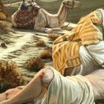 O bom samaritano e o divino Redentor