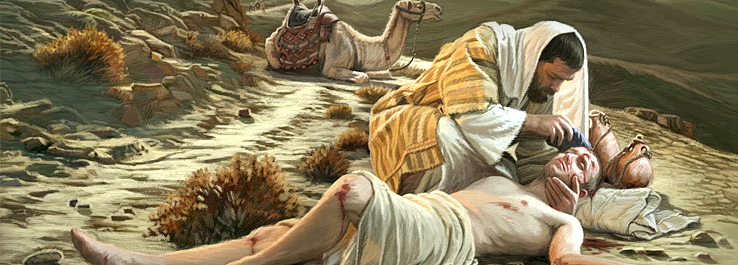 Resultado de imagem para imagem do bom samaritano