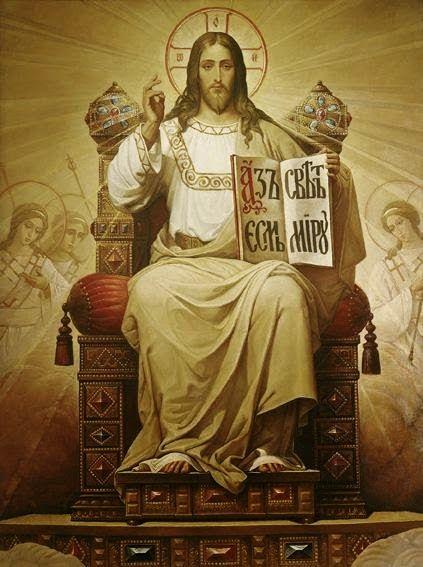 Cristo, Rei do Universo