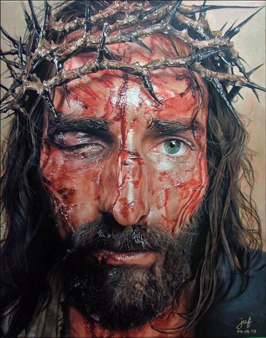 Jesus desprezado