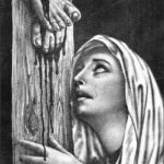 Martírio de Maria Santíssima ao pé da Cruz