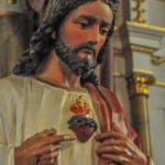Coração aflito de Jesus, consolado pelo zelo das almas