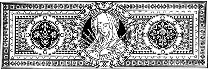 As 7 Dores da Virgem Maria