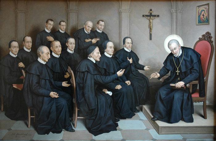 Congregação do Santíssimo Redentor, os Redentoristas