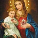 Maria Santíssima é a esperança de todos
