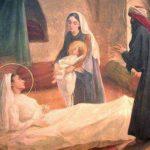 Como a Igreja sabe o dia do nascimento de Maria?