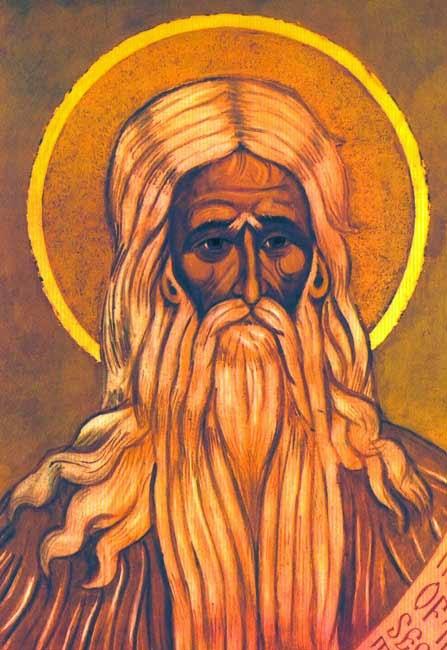 São Macário, o Grande, bispo do Egito, eremita († c. 391)