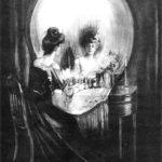 Desprezo do mundo com o pensamento da morte