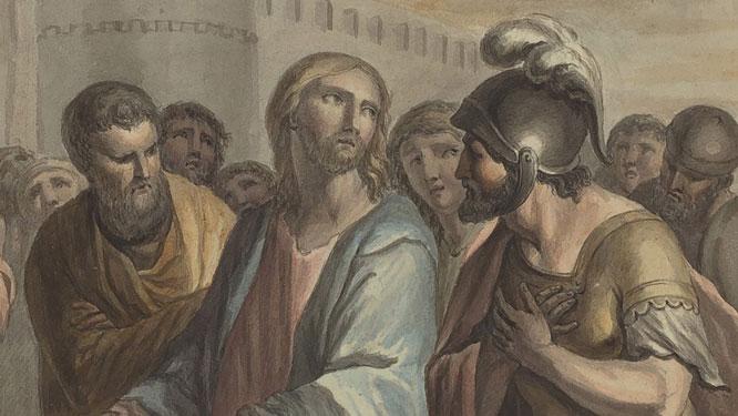O Centurião Romano que acreditava em Cristo