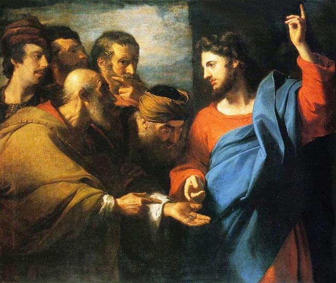 Fidelidade à Deus: dai a Cesar o que é de Cesar, e a Deus o que é de Deus