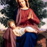 Maria Santíssima, modelo de Oração