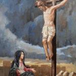 Suspiros de amor ao pé do Crucifixo
