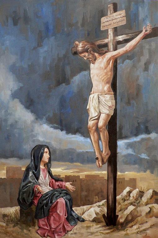Paixão de Cristo: coloquemo-nos aos pés da Cruz e contemplemos o Amor de Cristo por nós