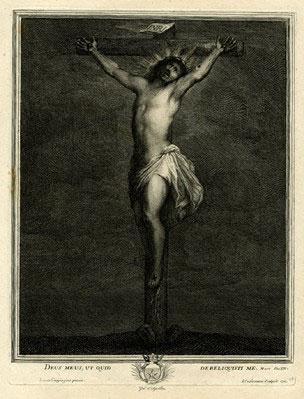 Quarta palavra de Jesus na Cruz