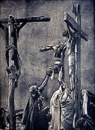 Quinta Palavra de Jesus na Cruz: Tenho Sede