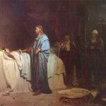 A filha de Jairo, a hemorroíssa, e a alma pecadora