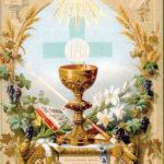 Excelência da Santíssima Eucaristia
