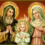 Devoção a São Joaquim e Santa Ana, pais de Maria Santíssima