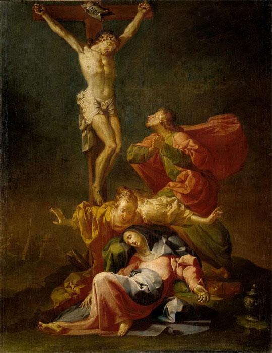 Sétima Palavra de jesus Cristo na cruz