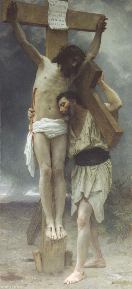 Compaixão (William Bouguereau, 1825-1905)