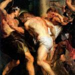 Das ignominias que Jesus Cristo sofreu na sua Paixão