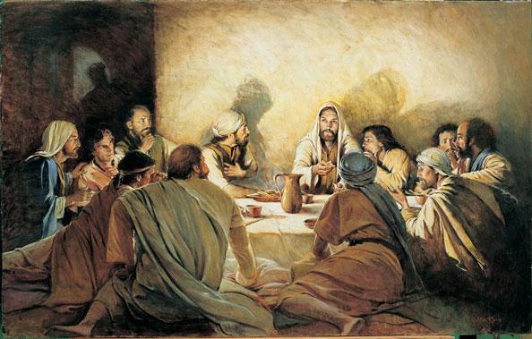 Quinta-feira Santa, o Dia do Amor, o dia em que Jesus instituiu a Eucaristia