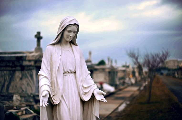 Maria Santíssima livra seus devotos do Inferno
